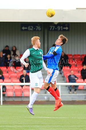 Hibernian Dev  v Rangers FC Dev.