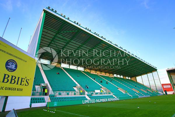 Hibernian FC v Livingston FC