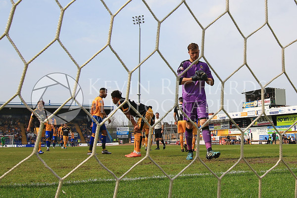 Mansfield Town v Cambridge Utd