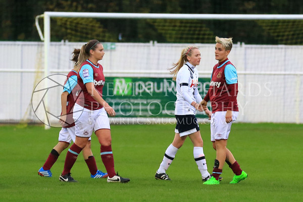 Tottenham Ladies v West Ham Ladies