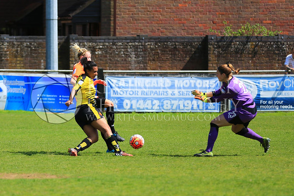 Watford Ladies v London Bees