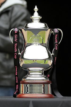 FA Girls Cup Final 2013