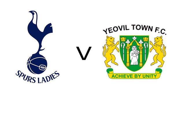 Tottenham Hotspur Ladies v Yeovil Town Ladies 2013