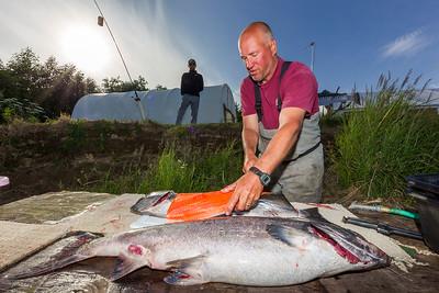 Alaska Salmon Camp
