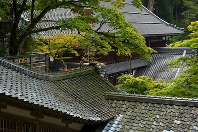 Most Famous Zen Temple in Japan  Eiheiji Temple near Fukui