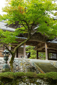 Most Famous Zen Temple in Japan  Eiheiji Temple near Fukui