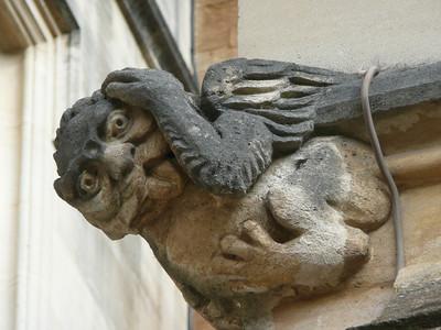 Gothic Gargoyles & Decorative Sculpture of Oxford