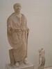 Emperor Claudius statue - from Baelo Claudia