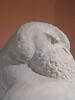 Male Phoenician sacrophagus - Head