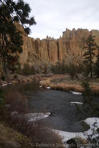 Smith Rock hiking