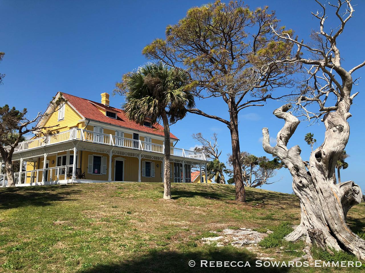 Canaveral National Seashore: Seminole Rest