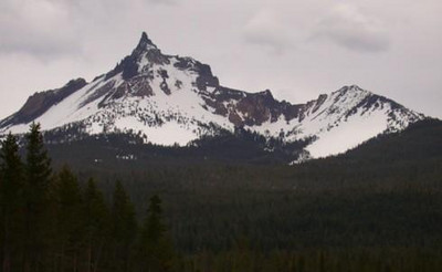 Mt Thielsen