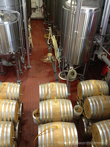 Things! Fermenting! In barrels! Could it be the DBA?