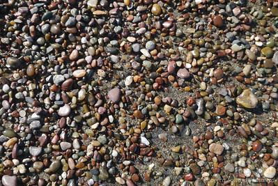 Moonstone Beach.