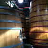 Down in the barrel room. It smells yummy.