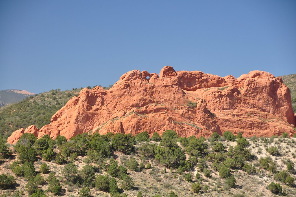 Garden of the Gods Kissing Camels