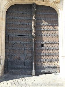 Door to the Town Hall