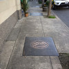 Amador City, home of the Jumping Frog walk of Fame.