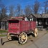 Wagon, Columbia State Historic Park.