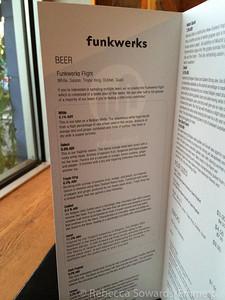 Sampler menu