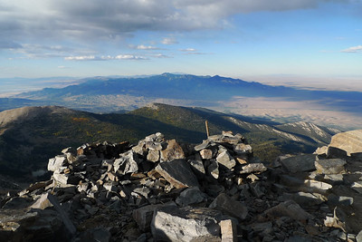 Wheeler Peak Summit