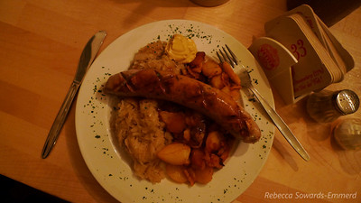 Dinner at Vetter