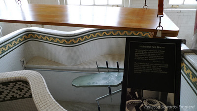 This is some kind of therapy tub