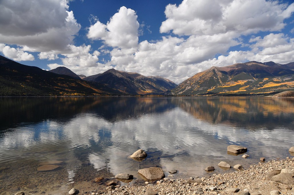 Twin Lakes (near Mt Elbert)