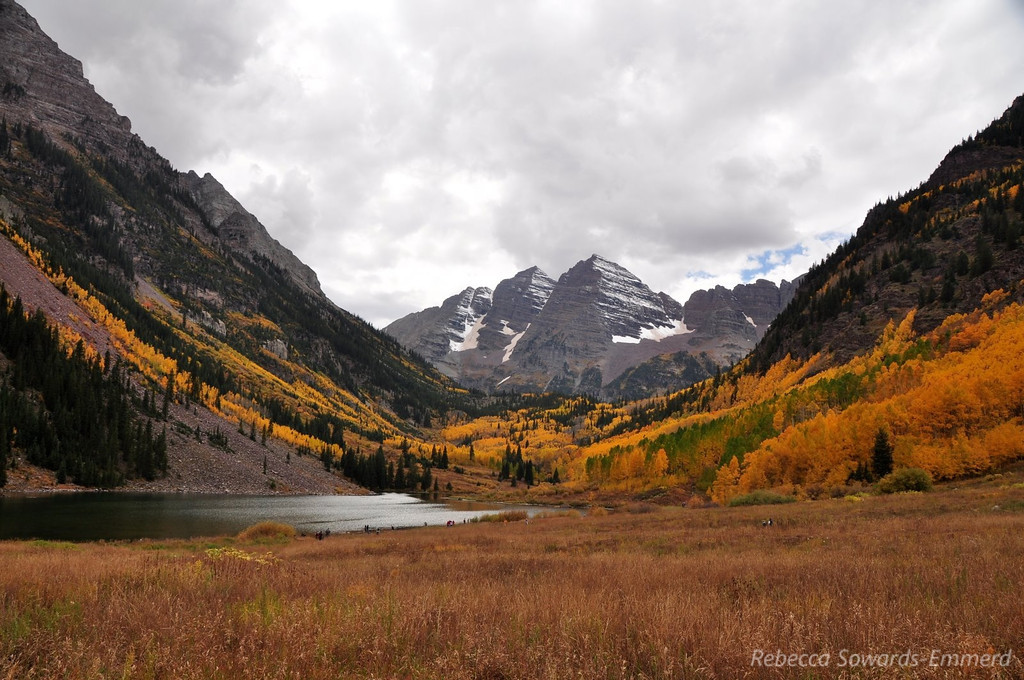 Maroon Bells Wilderness. Gorgeous.!