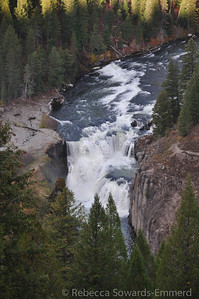 Lower Mesa Falls
