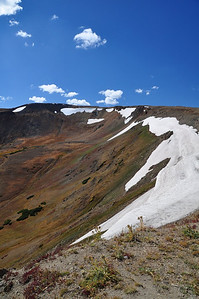 View from the 12k Visitor Center along Trail Ridge Road