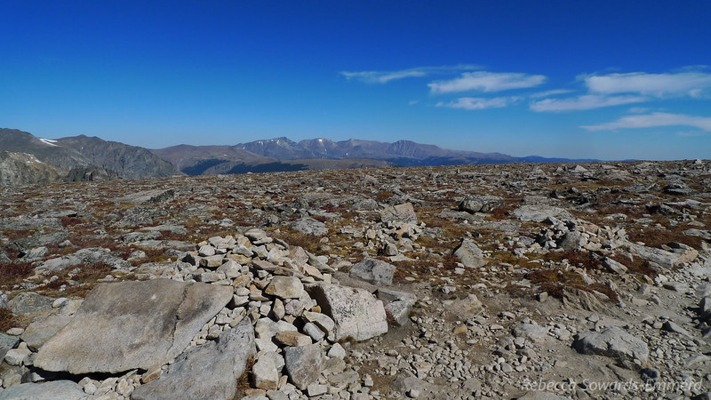 Flattop Summit