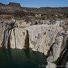 Shoshone Falls along the Snake River