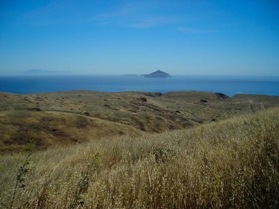 One of the other islands (Anacapa something-or-other)