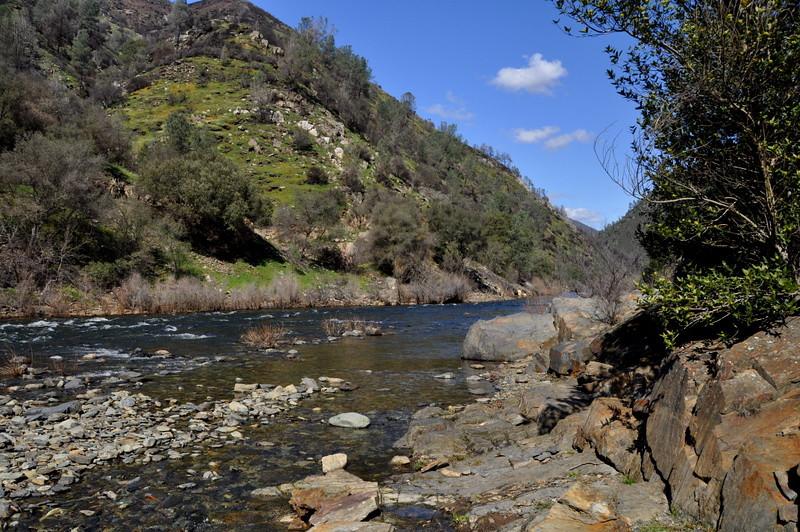 Merced River at Briceburg