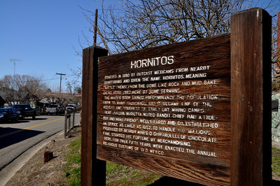 The colorful history of Hornitos