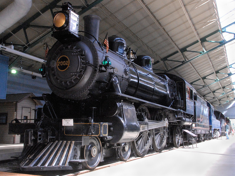 PA Railroad Museum, Strasburg, PA.  11 March 2012