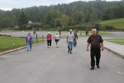 Prayer Walking School