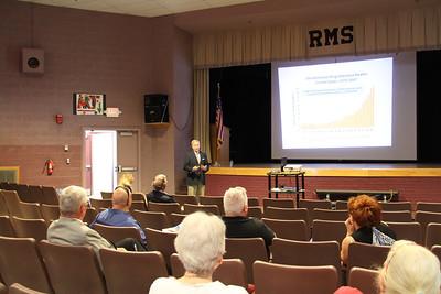 2012,  Anti drug- Seminar, How Drugs Affect New-Borns