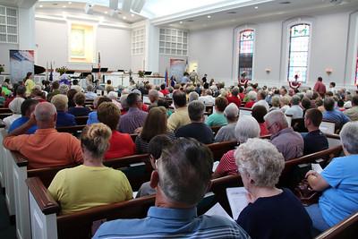 2013,  July 4th Prayer Observance (July 3rd)