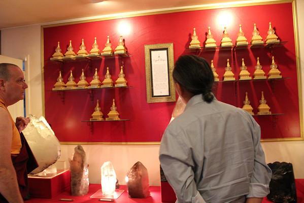Dzigar Kongtrul Rinpoche 2012
