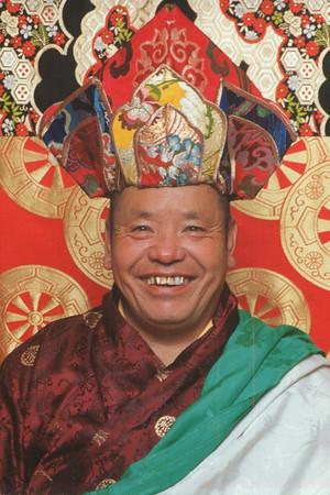 H.H. Kusum Lingpa