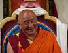 TK-239_03, H.H. Ngawang Tenzin, by Ted Kurkowski