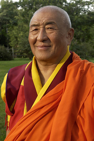 H.H. Ngawang Tenzin in Maryland
