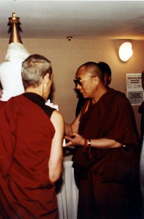 H.H. XIV Dalai Lama
