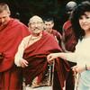 Ngagpa Yeshe Dorje Rinpoche with Jetsunma Ahkön Lhamo and monks & nuns of KPC