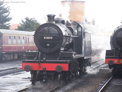 53809 in the pouring rain