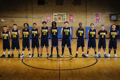 Disney II 9th Grade Boys Basketball 02.05.14