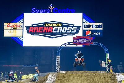 Kicker Arenacross January 12, 2018