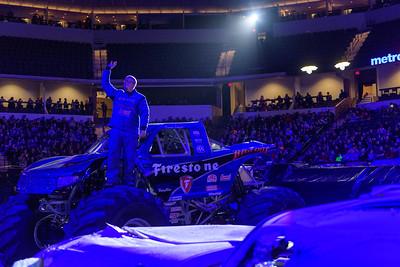 Monster Truck Nationals January 27, 2018